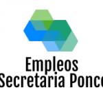 Empleos Secretaria Ponce